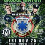 MONSTER GRUDGE MATCH: First Responders Edition!