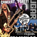 BIG SUGAR, THE GLORIOUS SONS & STARSIK Perform Impact Live's 30th Anniversary Rock95 Concert Party!