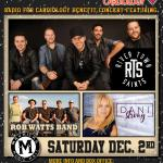 River Town Saints & Jason McCoy R4C Christmas Concert Party!