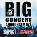 BIG CONCERT ANNOUNCEMENT