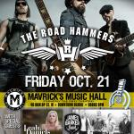 THE ROAD HAMMERS Country 105 & 93 B-Day Bash!