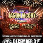 THE COUNTDOWN: Kicx106 NYE Concert Party!