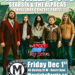 THE SHEEPDOGS Concert Party In Support Of The Rock95-Koolfm Toy Drive!