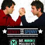KENNY vs. SPENNY Comedy Tour!