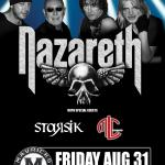 NAZARETH Rock 95 Summer Rock Concert Party!