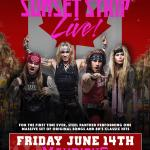 STEEL PANTHER w/ Striker Concert Party!
