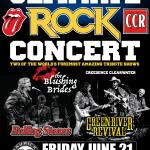 BIG101's Ultimate Rock Concert w/ The Blushing Brides & Green River Revival!