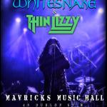 Whiskey Rose Tributes Presents The Best Of WHITESNAKE & THIN LIZZY!
