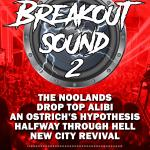 ROCK 95 BREAKOUT SOUND 2 Thanksgiving Indie Concert Party!