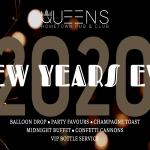 QUEENS Hometown Pub & Club NEW YEARS EVE 2020