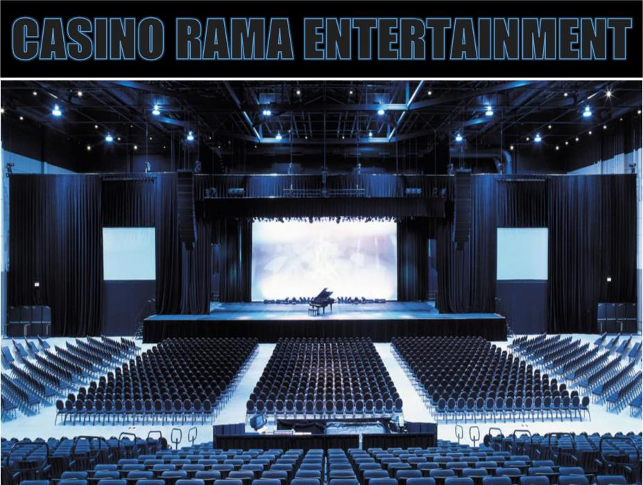 Casino Rama Venue Seating
