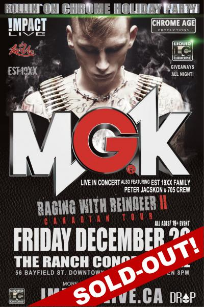 MGK & EST 19XX FAMILY - SOLD-OUT!